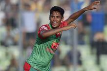 Bangladesh Pacer Mustafizur Rahman Sizzles on T20 Blast Debut