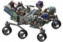 NASA's Next Mars Rover Set for 2020 Launch