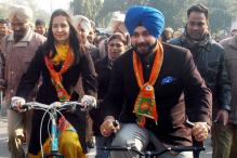 Navjot Singh Sidhu Quits BJP, Wife Says She's Still With The Party