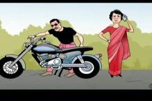 Neelabh Toons: Congress Takes Priyanka Gandhi on Board to Win UP