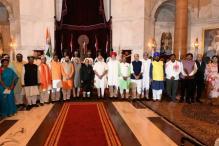 Cabinet Reshuffle: Smriti Loses HRD, Ravi Shankar Gets Law