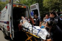 Man's Leg Blown Off by Explosion in New York's Central Park