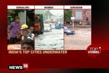 News360: Heavy Rains in Gurugram, Mumbai, Bengaluru Bring Cities to a Halt