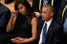 Barack Obama Pays Tribute to Dallas Officers Shot in Racial Attack