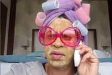 This Viral Video Of Pammi Aunty's Typical Punjabi Rant Is Winning The Internet