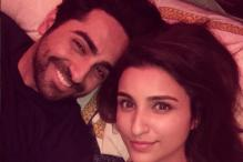 Love My Working Relationship With Ayushmann Khurrana: Parineeti Chopra