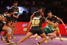 Telugu Titans Extend Winning Streak With Win Against Patna Pirates