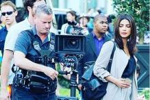 Snapshot: Priyanka Chopra Begins Filming Season 2 of 'Quantico'