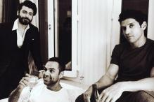 Fawad Khan, Farhan Akhtar, Abhay Deol Pose Together For A Drool Worthy Photo