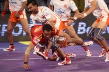 Patna Pirates Humble Bengaluru Bulls 31-25 in Pro Kabaddi