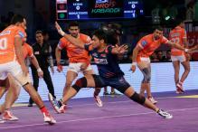 Puneri Paltan Beat Bengal Warriors 38-31