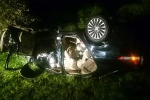 6 College Students Die After Car Overturns on Pune-Mumbai Expressway