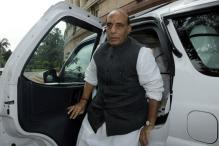 Rajnath Speaks to CMs of UP, Uttarakhand, Bihar, Rajasthan on Floods