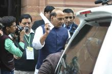 Govt Will Rethink Use of Pellet Guns in Kashmir, Says Rajnath Singh