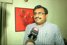 BJP Will Oust Left in Tripura, Says Ram Madhav