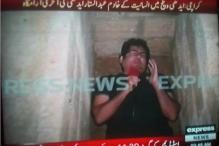 Pak Journo Reports Live From Edhi's Grave, Draws Flak on Social Media