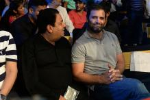 Rahul Gandhi Booed by Crowd During Vijender Singh's Title Clash