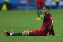 Cristiano Ronaldo Vows to Come Back Stronger After Injury