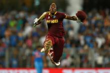 West Indies' Russell Aiming for T20 Double