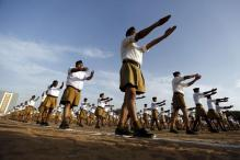 Congress Consistently Spreading Lies About us: RSS