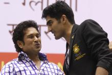 Tendulkar Wishes Good Luck to Vijender for Title Fight
