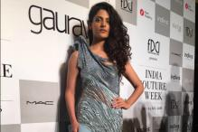 ICW 2016: Saiyami Kher Scorches The Ramp In A Gaurav Gupta Outfit