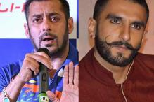 Wanted To Break a Chair On His Head: Salman Khan On Ranveer Singh's 'Sultan' Stunt