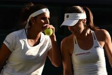 Sania-Hingis in Quarters But Bopanna-Mergea Out of Wimbledon