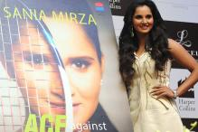 Salman Khan Launches Sania Mirza's Autobiography
