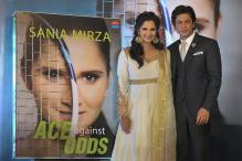 Shah Rukh Khan Launches Tennis Star Sania Mirza's Autobiography