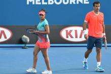 Bopanna-Rodionova Win, Sania-Dodig Out of Wimbledon