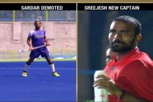 Sardar Singh Loses Captaincy Ahead of Rio Olympics