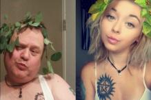 This Dad Trolled His Daughter By Recreating Her Selfies And Posting Them On Social Media