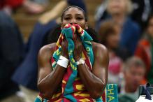 Serena Survives, Federer Through, Djokovic Down But Not Out