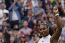 Serena Williams Powers into Wimbledon Quarter-Finals
