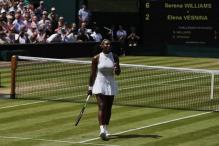 Serena Williams Into Ninth Wimbledon Final in 49 Minutes
