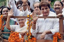 Sheila's Nomination Forces BJP Back to the Drawing Board in UP