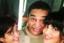 Kamal Haasan Is Doing Much Better, Confirms Daughter Shruti Haasan