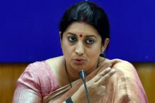 Akhilesh's Government a Total Failure: Smriti Irani