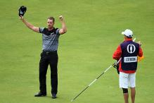 Henrik Stenson Sees Off Phil Mickelson to Win British Open