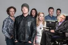 Holy Cow: Stephen Hawking Performed Live With the Rock Band 'Anathema'!