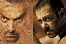 Aamir's Dangal Mints More Than Salman's Sultan in Opening Weekend