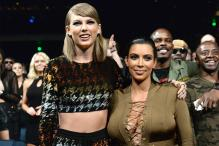 Kim Posts Taylor Swift's Audio Of Approving Kanye's 'Famous' Lyrics