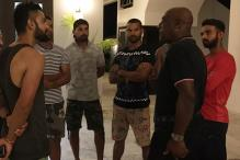 Indian Batsmen in Awe After Meeting Sir Viv Richards in West Indies