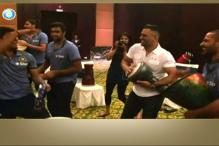 Music Bring Team India Together Off the Pitch