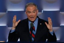 US Democrats Nominate Tim Kaine as Vice President Pick