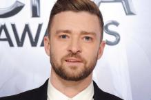 Justin Timberlake Slapped At Celebrity Golf Tournament