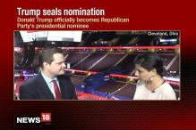 Donald Trump Seals Nomination