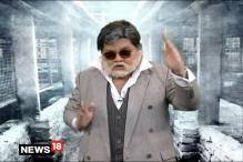 Watch: Cyrus's Spoof on Rajinikanth