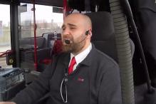 UK Bus Driver Sings 'Kaliyon Ka Chaman' For Passengers, Video Goes Viral